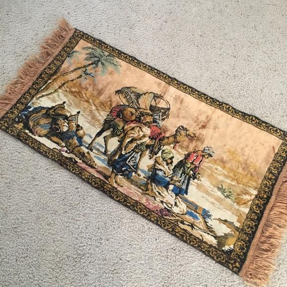 Other - Vintage Prayer Rug